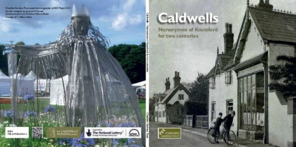 Caldwells Nurserymen of Knutsford for two centuries is available now for purchase